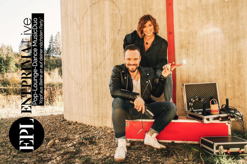 EPL-Blog-Beitrag: Die Spielzeit für Live-Musik - Entprima Live | Pop-Lounge-Dance MusicDuo