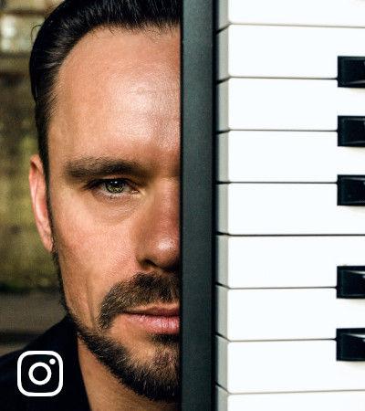 Ingo Hoebald aka iKAB Keyboarder & Pianist - Entprima Live | Pop-Lounge-Dance MusicDuo
